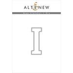 Altenew - Dies - Mega Alphabet - I