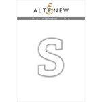 Altenew - Dies - Mega Alphabet - S