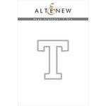 Altenew - Dies - Mega Alphabet - T