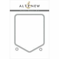 Altenew - Dies - Pocket Banner