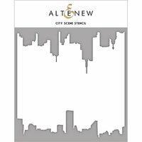 Altenew - Stencil - City Scene