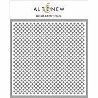 Altenew - Stencil - Feeling Dotty
