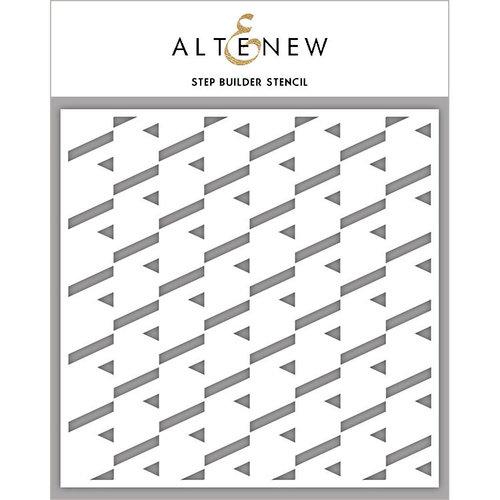 Altenew - Stencil - Step Builder