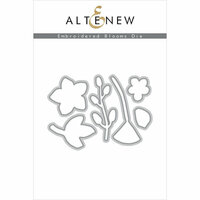 Altenew - Dies - Embroidered Blooms