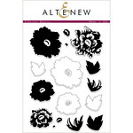 Altenew - Clear Acrylic Stamps - Ethereal Beauty Floral