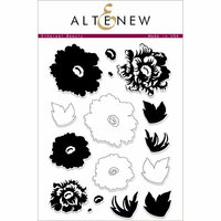 Altenew - Clear Photopolymer Stamps - Ethereal Beauty Floral