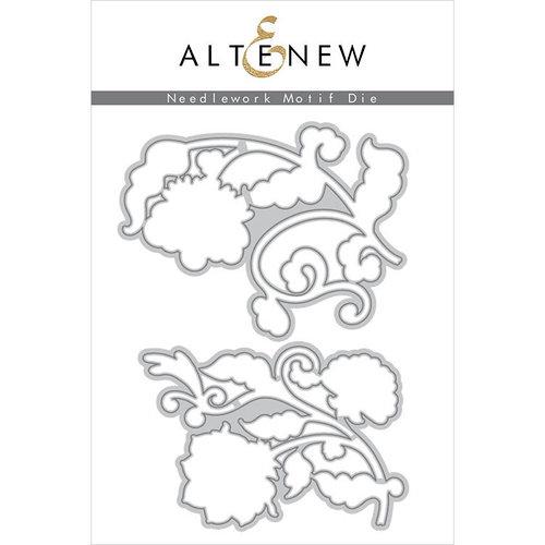 Altenew - Dies - Needlework Motif