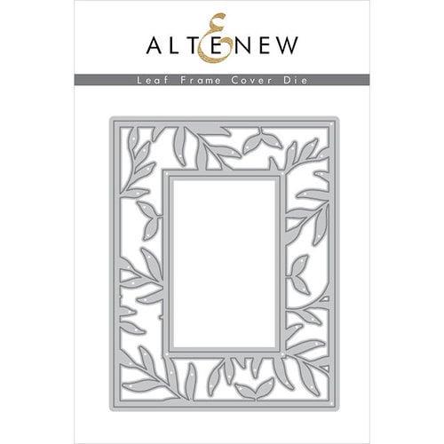 Altenew - Dies - Leaf Frame Cover