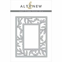 Altenew - Dies - Leaf Frame Cover