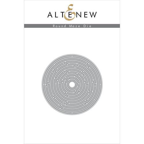 Altenew - Dies - Round Maze