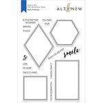 Altenew - Clear Photopolymer Stamps - Geo Frames
