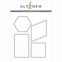 Altenew - Dies - Geo Frames
