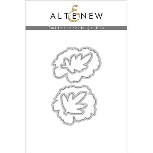 Altenew - Dies - Smiles and Hugs