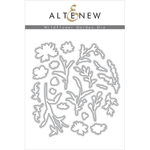 Altenew - Dies - Wildflower Garden