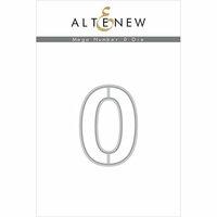 Altenew - Dies - Mega Number - 0