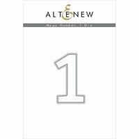 Altenew - Dies - Mega Number - 1