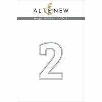 Altenew - Dies - Mega Number - 2