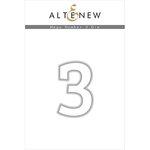 Altenew - Dies - Mega Number - 3