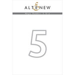 Altenew - Dies - Mega Number - 5