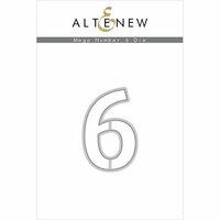 Altenew - Dies - Mega Number - 6