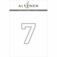 Altenew - Dies - Mega Number - 7