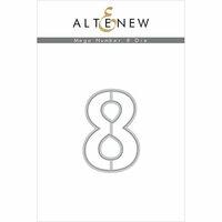 Altenew - Dies - Mega Number - 8