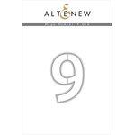 Altenew - Dies - Mega Number - 9