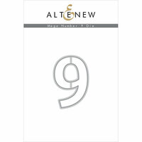 Altenew - Dies - Mega Number - 9