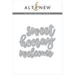 Altenew - Dies - Script Words 3
