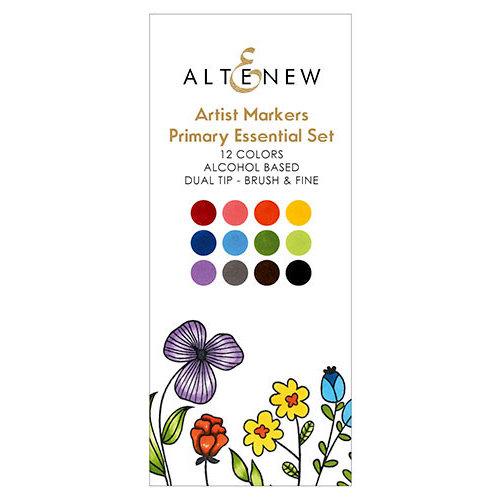 Altenew - Artist Markers - Primary Essential Set