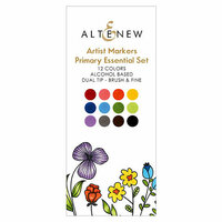 Altenew - Artist Markers - Primary Essential Set