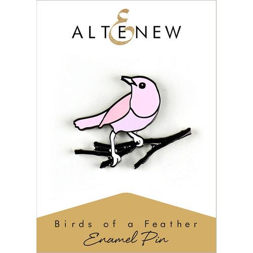 Altenew - Enamel Pin - Birds of a Feather