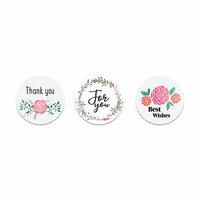 Altenew - Delicate Blooms - Stickers