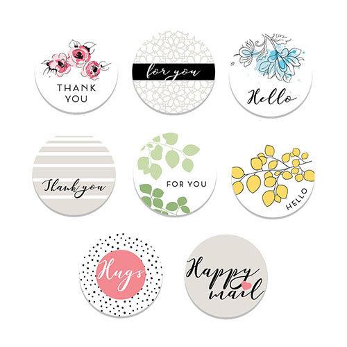 Altenew - Envelopes - Stickers