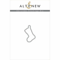 Altenew - Christmas - Dies - Christmas Stockings