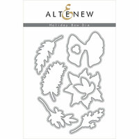 Altenew - Christmas - Dies - Holiday Bow