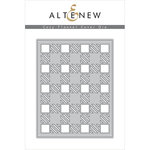 Altenew - Christmas - Dies - Cozy Flannel Cover