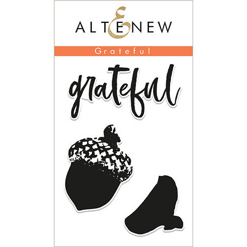 Altenew - Clear Photopolymer Stamps - Grateful