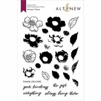 Altenew - Clear Photopolymer Stamps - Always There