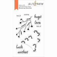 Altenew - Clear Photopolymer Stamps - Blooming Branches