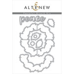 Altenew - Dies - Peaceful Wreath