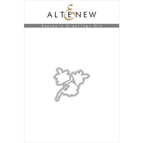 Altenew - Dies - Season's Greetings