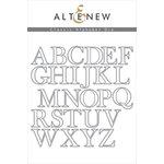 Altenew - Dies - Classic Alphabet