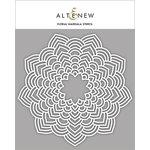Altenew - Stencil - Floral Mandala