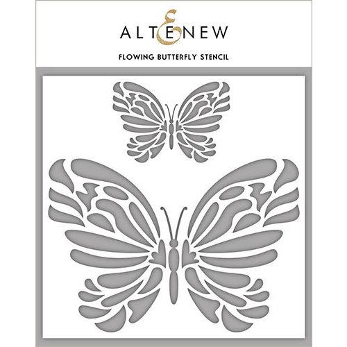 Altenew - Stencil - Flowing Butterfly