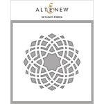 Altenew - Stencil - Skylight