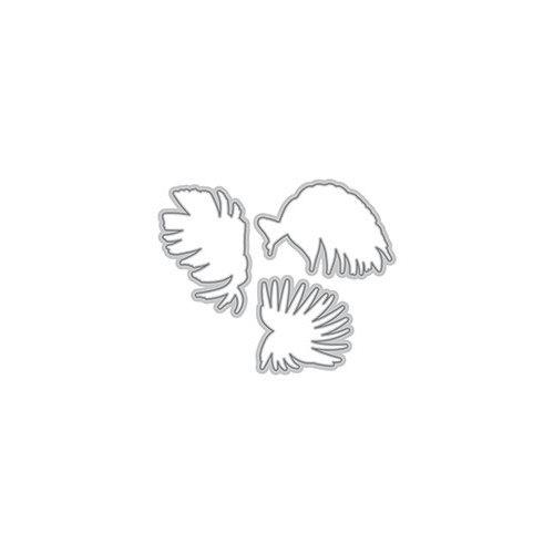 Altenew - Dies - Wild Ferns