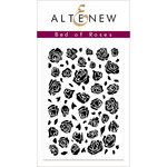 Altenew - Clear Photopolymer Stamps - Bed of Roses