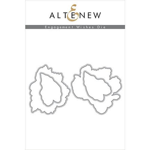 Altenew - Dies - Engagement Wishes