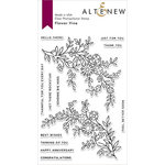 Altenew - Clear Photopolymer Stamps - Flower Vine